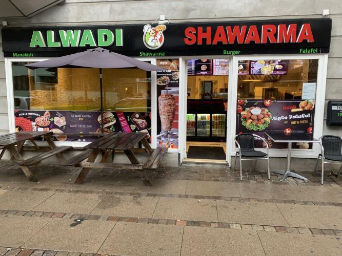 Alwadi shawarma