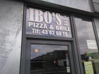 Ibo's pizza og grill