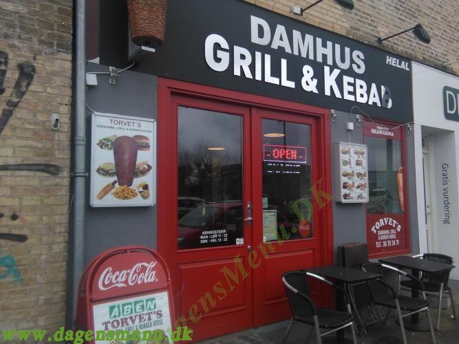 Torvets Kebab Grill