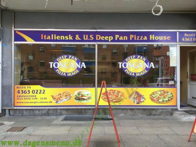 Toscana Deep Pan Pizza House