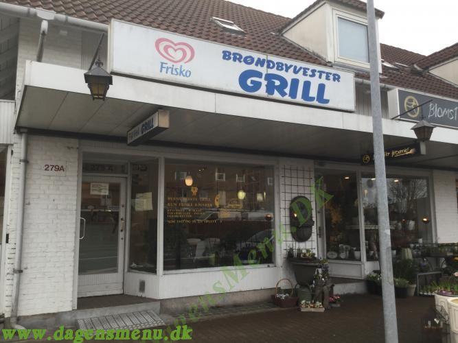 Brøndbyvester Grill
