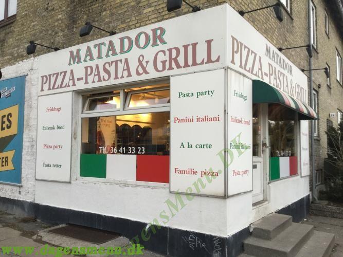 MATADOR PIZZA