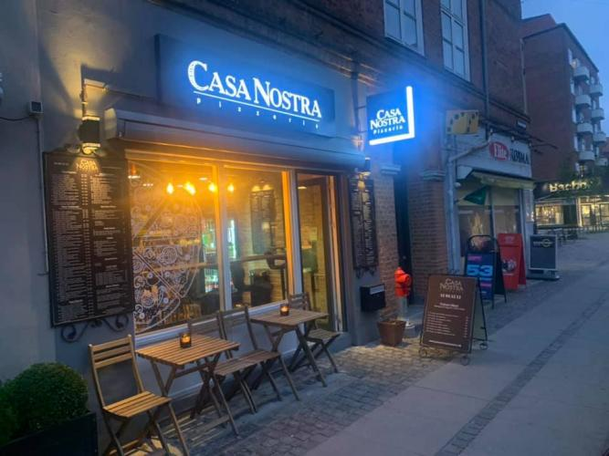 Pizza Casa Nostra Amager