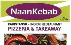 Naan Kebab Indisk Take Away