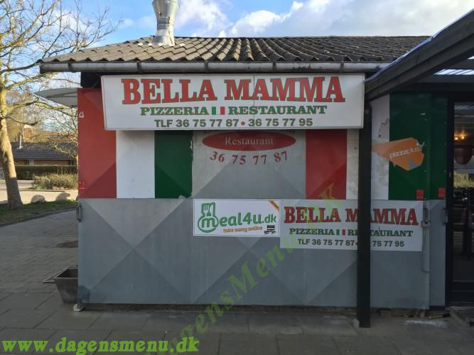 Bella Mamma Pizza