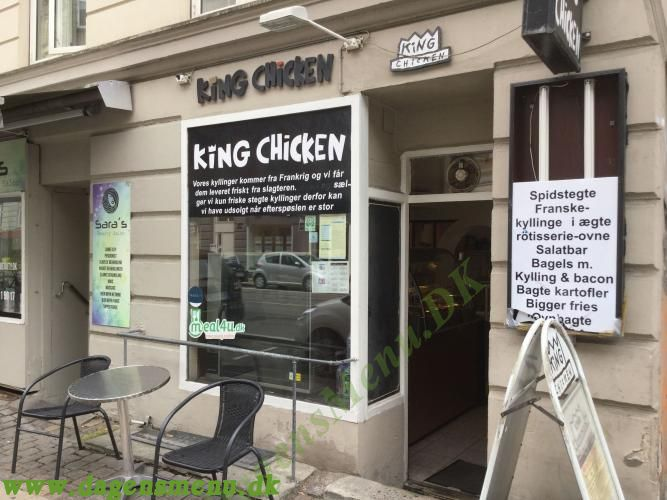 King Chicken Østerbro