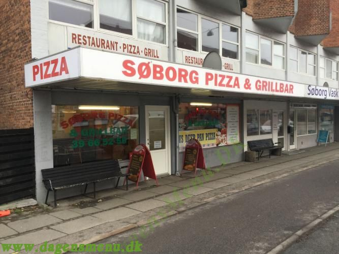 Søborg Pizza & Grillbar
