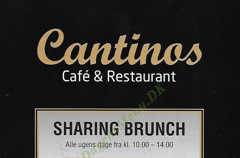 Cantinos Cafe & Restaurant