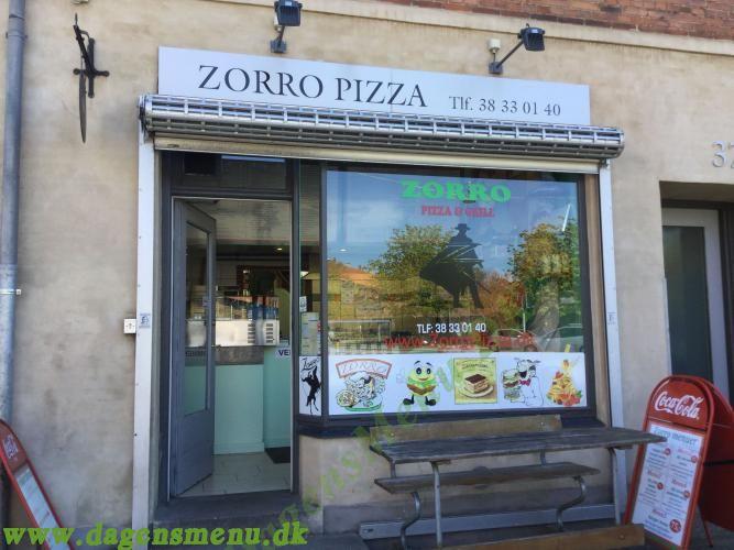 Zorro Pizza
