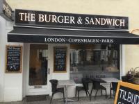 The Burger & Sandwich