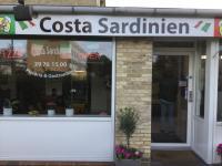 Costa Sardinien Pizza