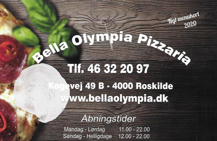 BELLA OLYMPIA