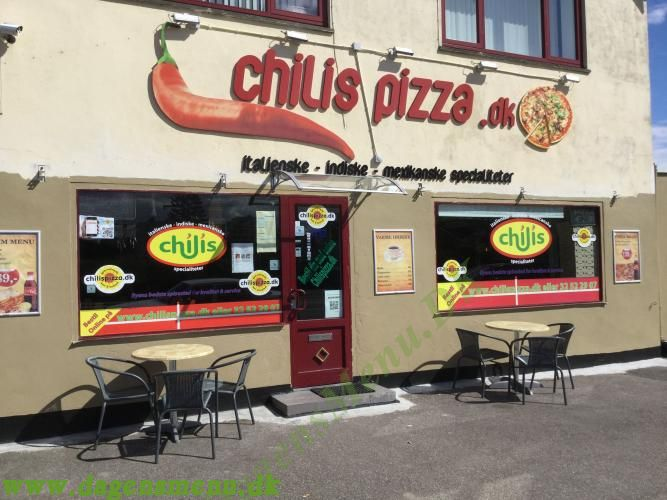 Chilis Pizza Amager