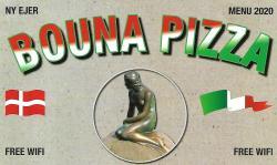 Bouna pizza