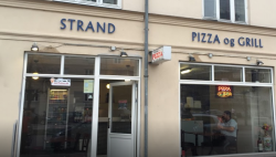 Strand Pizza