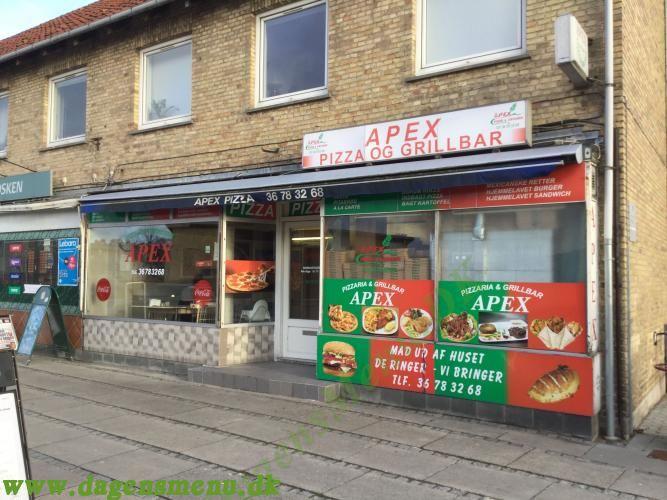 Apex Pizza Grill