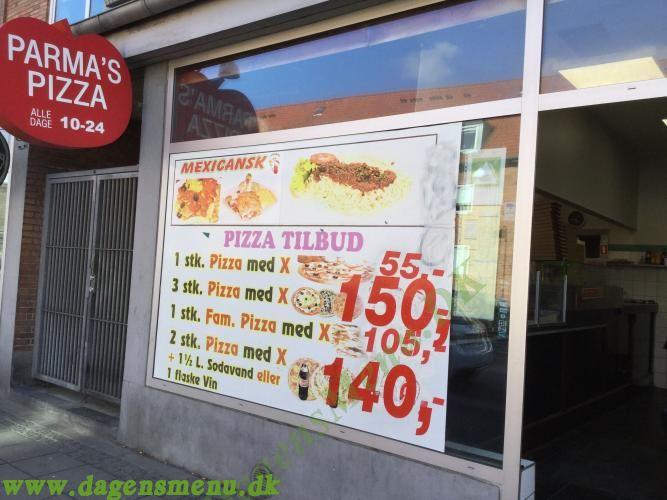 Parmas Pizza Grill Bar