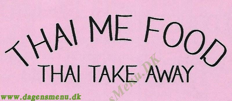 Thai me food