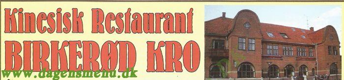 KINESISK RESTAURANT & KRO