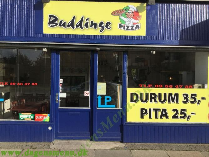 Buddinge Pizza