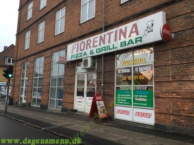 Fiorentina 1 pizza