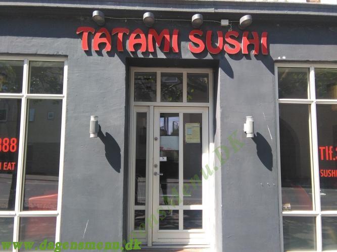 TATAMI SUSHI