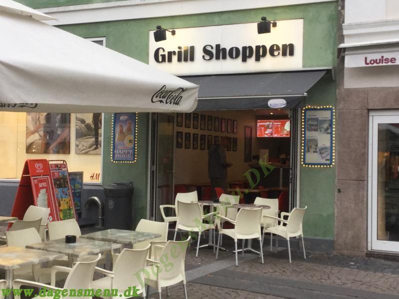 GRILL-SHOPPEN FALLITTEN