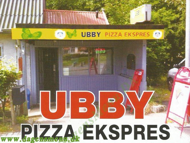 UBBY PIZZA EKSPRES