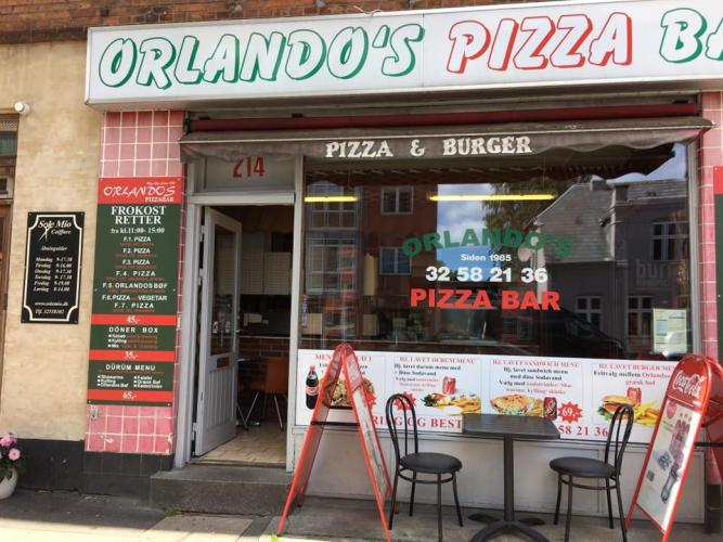 Orlandos Pizza Bar