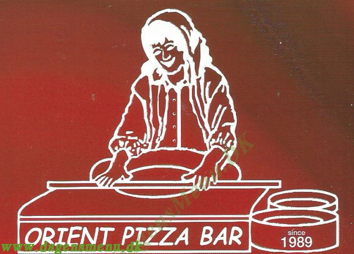 Orient pizza bar