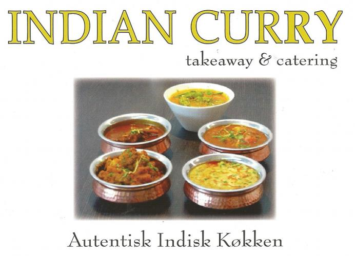 Indian Curry Takeaway