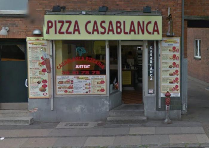 Casablanca Pizza