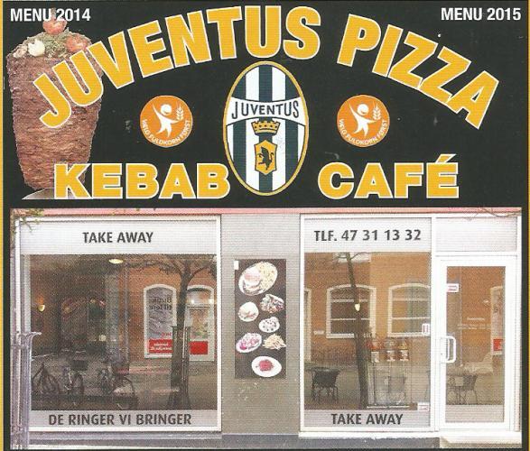 Juventus Pizza Kebab Cafe