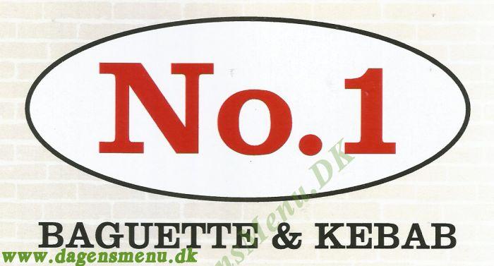 No.1 Baguette & Kebab