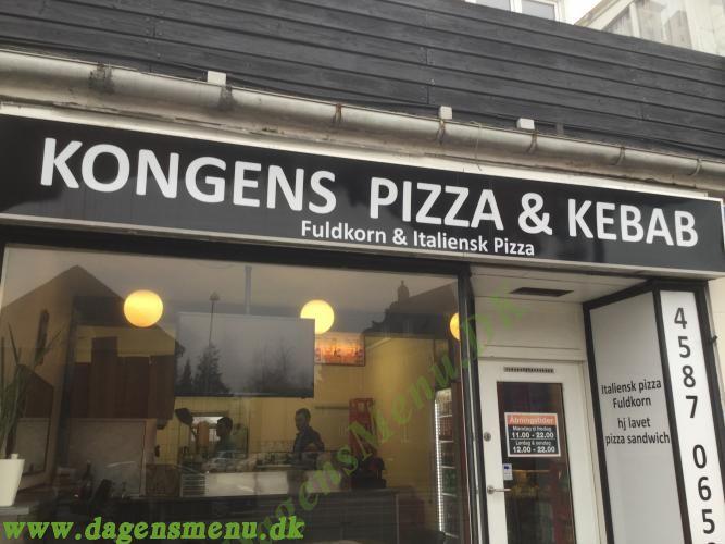 Kongens Pizza