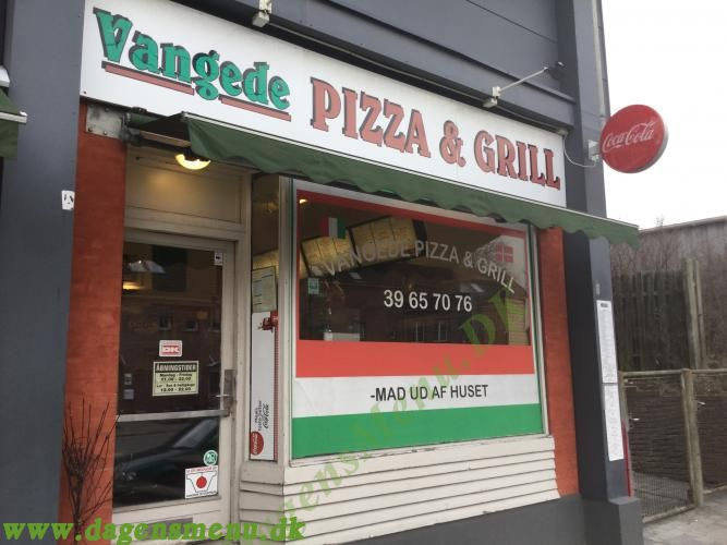 Vangede Pizza & Grill