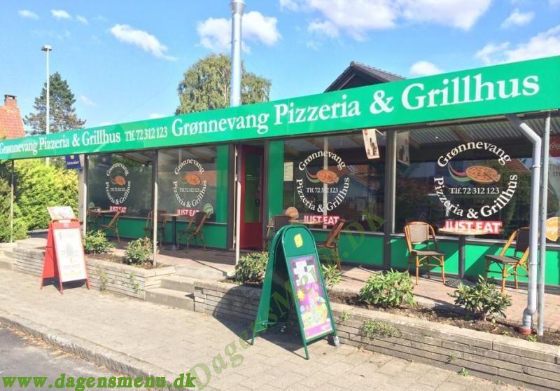 Grønnevang Pizzeria & Grillhus