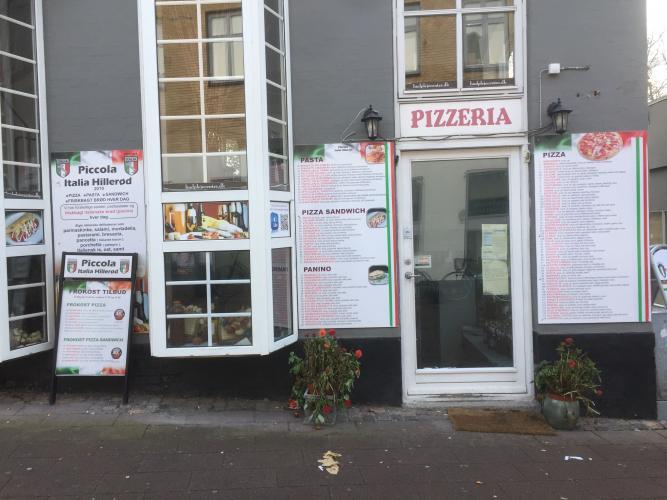 Piccola Italia Pizza
