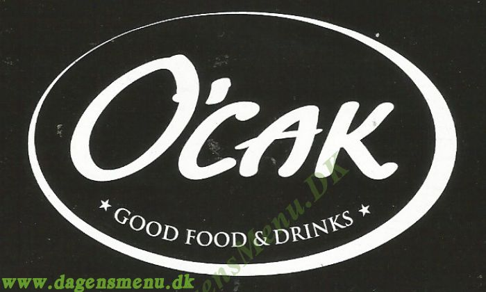 O´cak good food & drinks