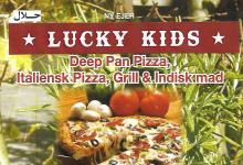 Lucky Kids Pizza & Grill - Indisk
