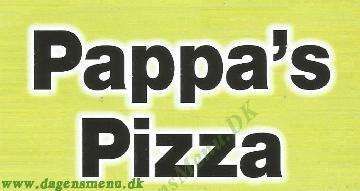 Pappa´s Pizza