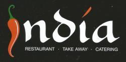 India Restaurant - takeaway
