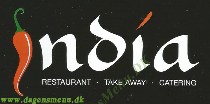 India Restaurant - takeaway