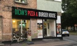 Dilan's pizza & burger house
