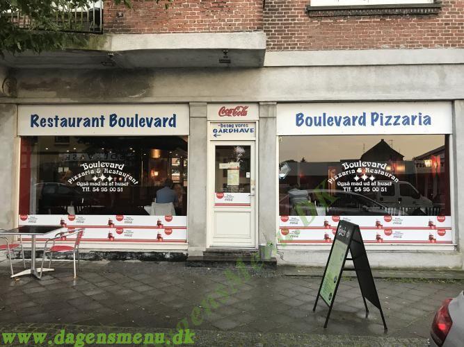 Boulevard Pizzaria