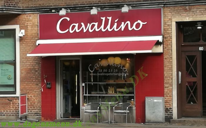 Cavallino Pizzeria & Sandwich