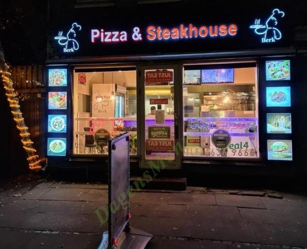 Berk Pizza & Steakhouse