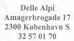 Amager Delle Alpi Pizzaria