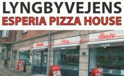 Esperia pizza Lyngbyvej