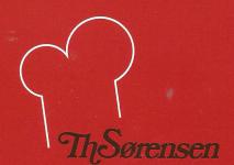 Smørrebrød Th Sørensen